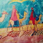 I Tre Re sulla via dell'Olio a Cassaro